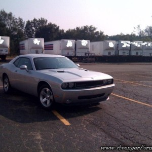 2009 Sexy Silver Challenger